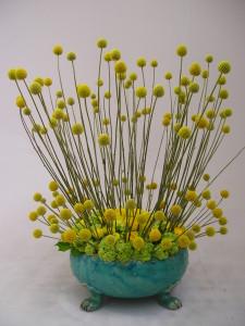 bedrijven bloemstuk
